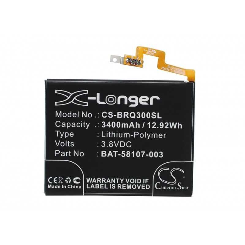 Batterie Blackberry BAT-58107-003