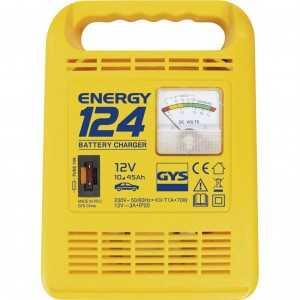 ENERGY 124 - 12 V - (4,5Aeff)