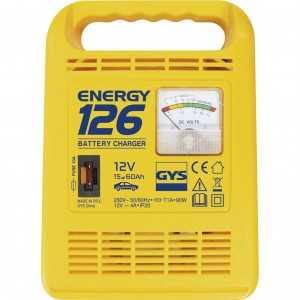ENERGY 126 - 12 V - 4A (6Aeff)