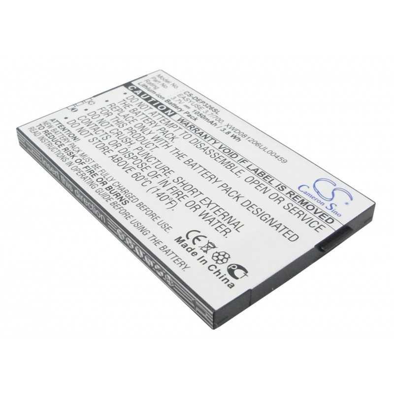 Batterie Doro EASYUSE 3.7/700
