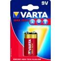BLISTER VARTA MAX TECH 6LR61 9V x 1